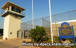 Maryland Correctional Institution Jessup
