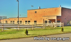 Mercer State Correctional Institution Pennsylvania
