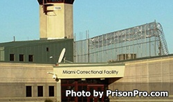 Miami Correctional Facility Visiting hours, inmate phones, mail