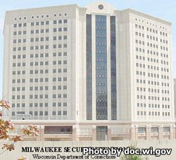 Milwaukee Secure Detention Facility Wisconsin