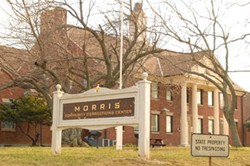 Morris Community Corrections Center