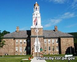 Muncy State Correctional Institution Pennsylvania