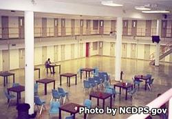 Nash Correctional Institution North Carolina