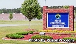 Neuse Correctional Institution North Carolina