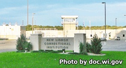 New Lisbon Correctional Institution Wisconsin