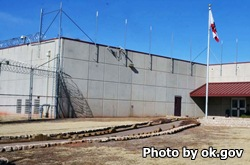 North Fork Correctional Facility Oklahoma