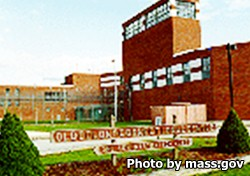 Old Colony Correctional Center Massachusetts