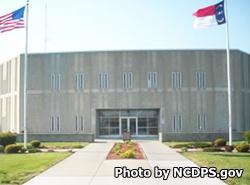 Pasquotank Correctional Institution North Carolina
