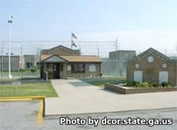 Philips State Prison Georgia