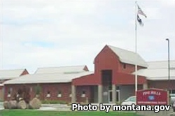 Pine Hills Youth Correctional Facility Montana