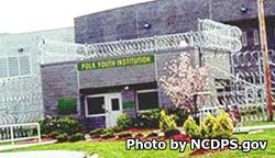Polk Correctional Institution North Carolina
