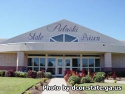 Pulaski State Prison Georgia