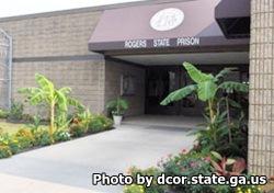 Rogers State Prison, Georgia
