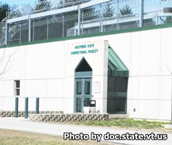 Southern State Correctional Facility, Springfield Vermont