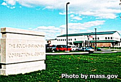 Souza Baranowski Correctional Center Massachusetts