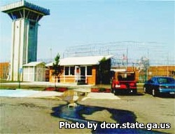 Telfair State Prison, Georgia