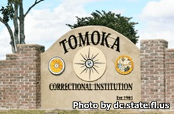 Tomoka Correctional Institution Florida