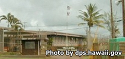 Waiawa Correctional Facility, Hawaii