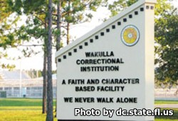 Wakulla Correctional Institution Florida