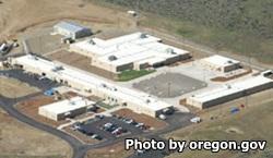 Warner Creek Correctional Facility Oregon