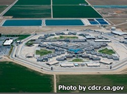 Wasco State Prison California