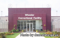 Wheeler Correctional Facility, Georgia