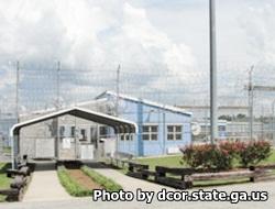 Wilcox State Prison, Georgia