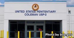 Coleman II United States Penitentiary Visiting hours, inmate phones